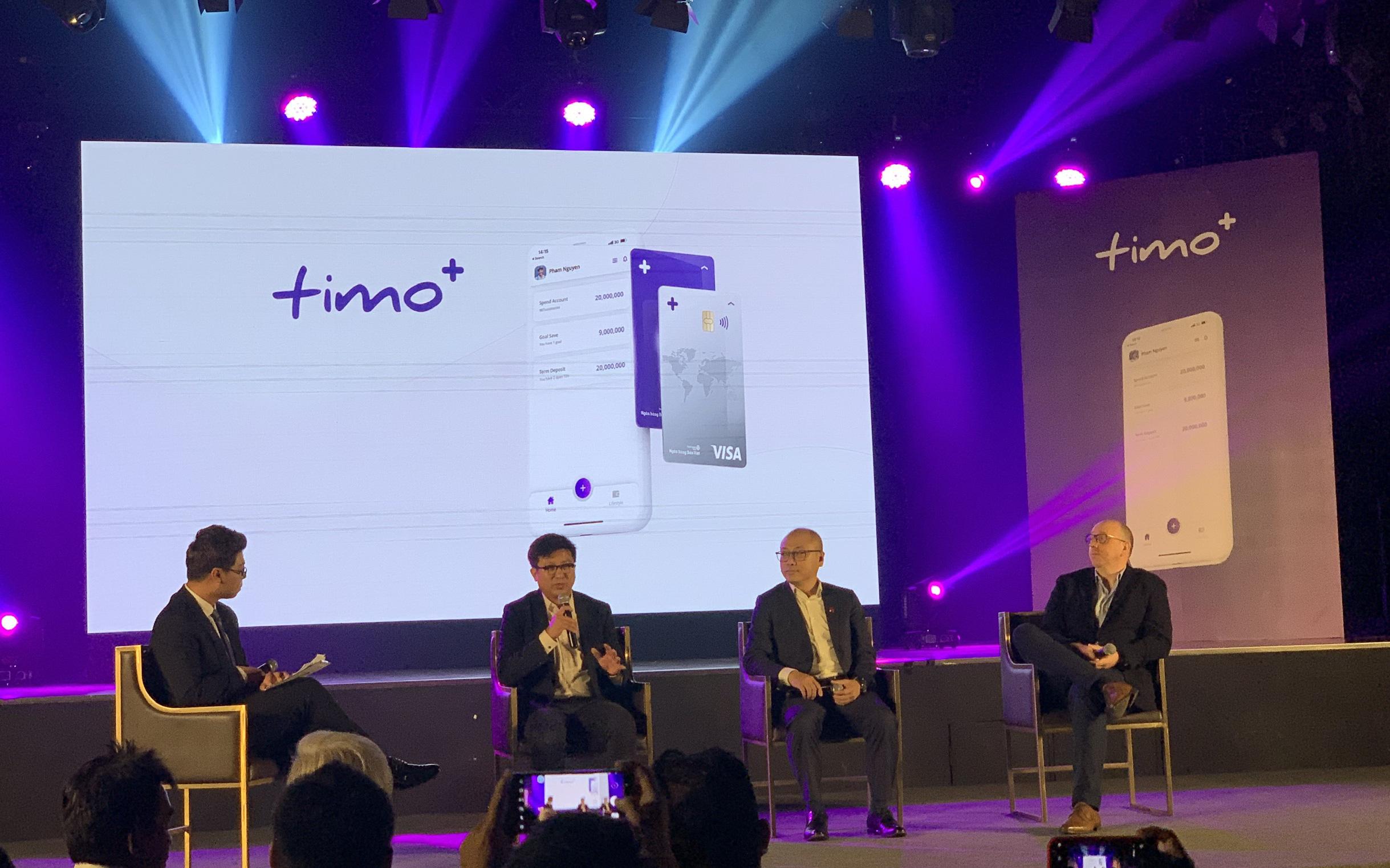 Timo chính thức công bố đối tác chiến lược mới Ngân hàng Bản Việt, ra mắt ngân hàng số Timo Plus