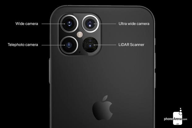 iPhone 12 Pro Max rò rỉ thêm nhiều thông tin: giá cao, màn hình và camera xịn sò hơn! - Ảnh 2.