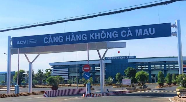 Đề xuất nâng cấp sân bay Cà Mau - Ảnh 1.