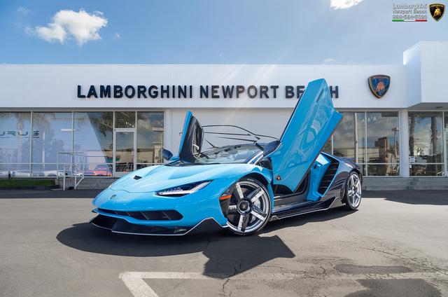 Đại gia Hà Nội đặt mua Lamborghini Centenario Roadster cực độc về nước? - Ảnh 1.