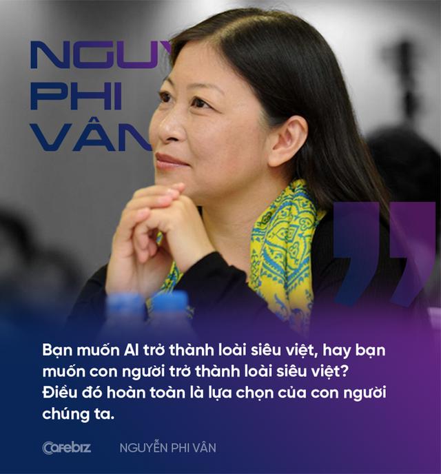 Chuyên gia nhượng quyền Nguyễn Phi Vân: Làm việc ở công ty nhỏ hay tập đoàn lớn không quan trọng, quan trọng sếp của bạn là ai! - Ảnh 3.
