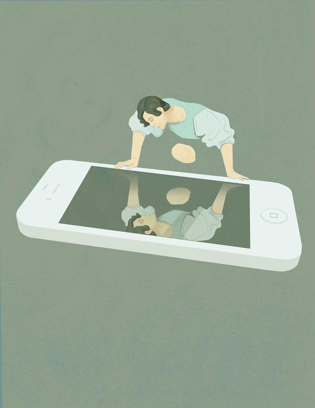 8 bức ảnh bóc trần sự thật trần trụi của cuộc sống hiện đại: Sự thật không phải lúc nào cũng màu hồng! - Ảnh 1.
