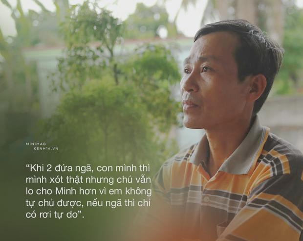 """Hành trình 10 năm cõng bạn khuyết tật đến trường: """"Dù cõng bạn cả đời, mình cũng sẵn sàng""""  - Ảnh 5."""