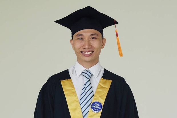 Thủ khoa trường Sư phạm Hà Nội: 10 năm, học 3 trường Đại học - Ảnh 1.