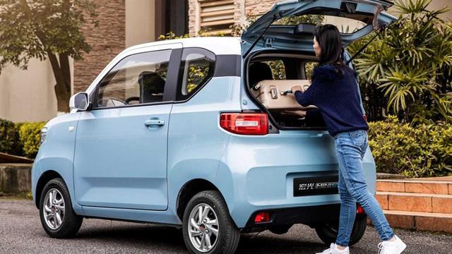 Mẫu xe cỡ nhỏ này đang bán đắt như tôm tươi tại Trung Quốc nhờ giá chỉ bằng Honda SH - Ảnh 2.