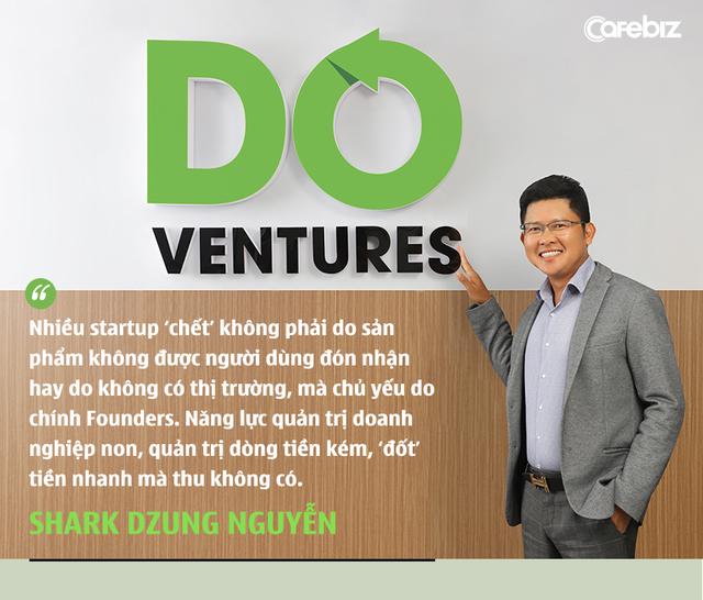 Shark Dzung tiết lộ lý do bỏ chức Giám đốc CyberAgent Việt Nam & Thái Lan: Thoát khỏi vùng an toàn, dồn lực hỗ trợ các startup Việt trong khủng hoảng Covid-19  - Ảnh 5.