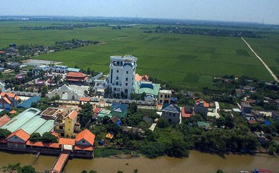 Cận cảnh 2 tòa lâu đài trăm tỷ của đại gia Phát dầu vừa bị bắt ở Hải Phòng - Ảnh 6.