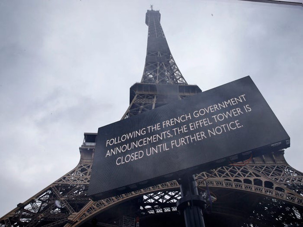 17 bức ảnh hơn vạn lời nói chứng minh năm 2020 ngành du lịch thế giới đã bị đánh gục như thế nào - Ảnh 17.