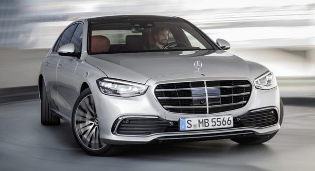 Mercedes-Benz bán xe sang nhiều nhất thế giới: Gần 6.000 chiếc/ngày, riêng S-Class, GLC bán hơn 1.000 chiếc/ngày - Ảnh 1.