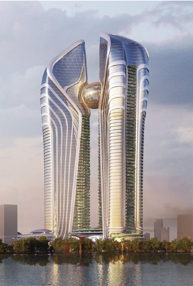 Lộ diện đại gia BĐS muốn làm siêu tháp tài chính tại Đà Nẵng - Ảnh 1.