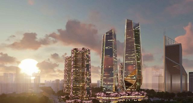 Lộ diện đại gia BĐS muốn làm siêu tháp tài chính tại Đà Nẵng - Ảnh 2.