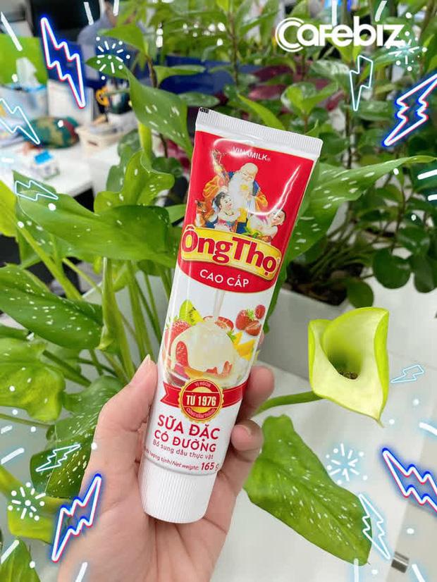 Rò rỉ sản phẩm sữa đặc Ông Thọ trong bao bì mới: Nhìn như tuýp kem đánh răng, nhỏ gọn, tiện dụng - Ảnh 2.