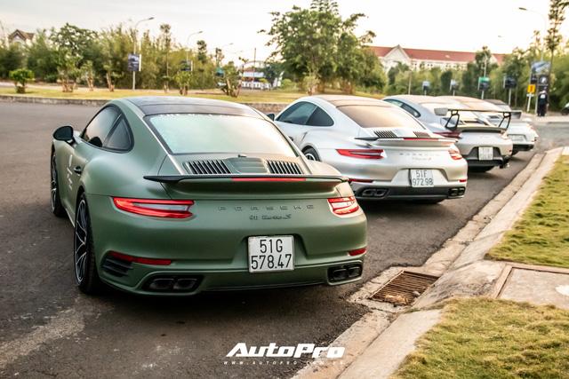 Doanh nhân Đặng Lê Nguyên Vũ trưng dàn xe hơn 100 tỷ đồng: Bộ sưu tập Porsche 911 và Mercedes SLS AMG khiến dân chơi xe phải kính nể - Ảnh 4.