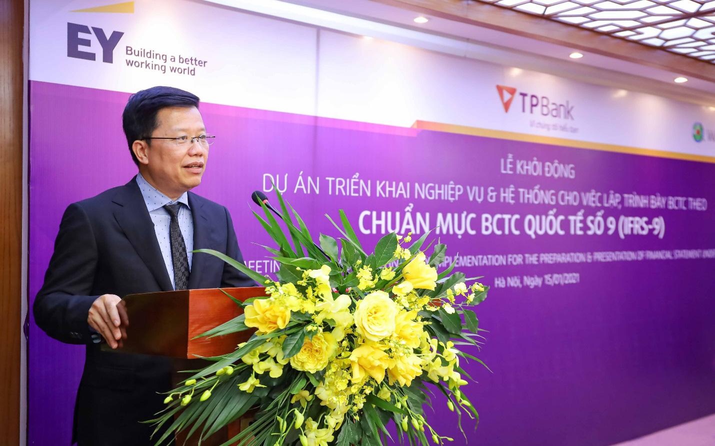 TPBank bắt tay 2 đơn vị hàng đầu lĩnh vực tài chính triển khai IFRS-9