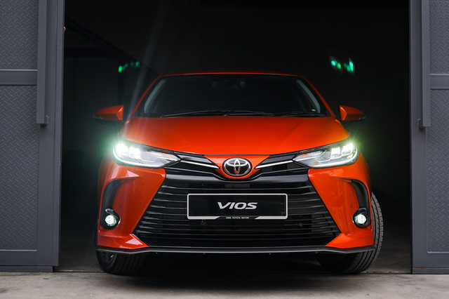 Lộ Toyota Vios 2021 chuẩn bị ra mắt tại Việt Nam: Dự kiến sớm nhất tháng 3, vua doanh số tiếp tục cản đường Hyundai Accent - Ảnh 2.