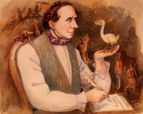Nhà văn Andersen được mệnh danh là Ông vua truyện cổ tích nhưng ít ai biết thời đi học từng cô độc, bị khinh miệt vì lý do này - Ảnh 2.