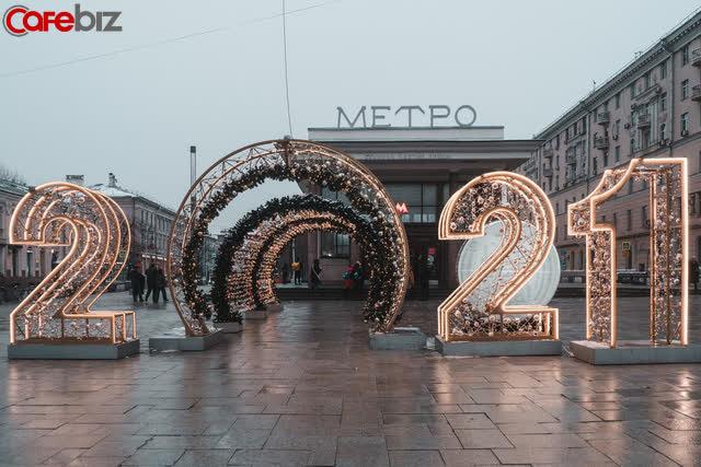 Để lại 2020 ảm đạm, 23 bí kíp giúp 2021 của bạn trở nên rực rỡ và thành công hơn  - Ảnh 1.