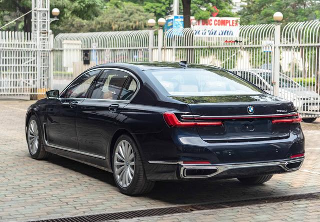 BMW 7-Series dọn kho giảm giá còn từ hơn 3,3 tỷ đồng: Sedan 'full-size' giá rẻ nhất Việt Nam - Ảnh 11.