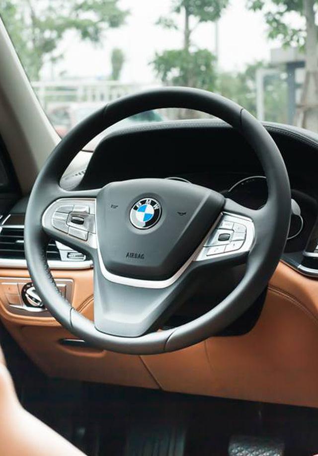 BMW 7-Series dọn kho giảm giá còn từ hơn 3,3 tỷ đồng: Sedan 'full-size' giá rẻ nhất Việt Nam - Ảnh 6.