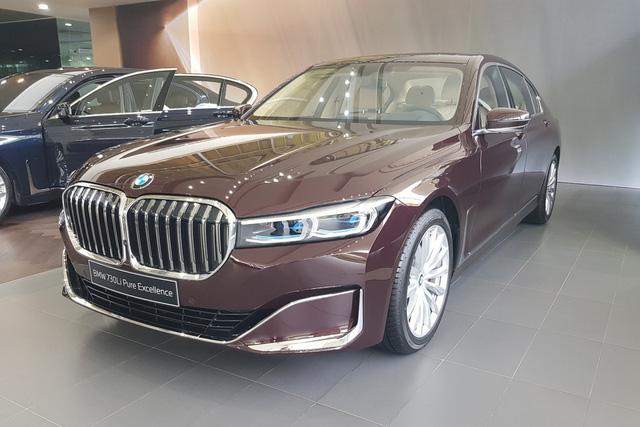 BMW 7-Series dọn kho giảm giá còn từ hơn 3,3 tỷ đồng: Sedan 'full-size' giá rẻ nhất Việt Nam - Ảnh 7.