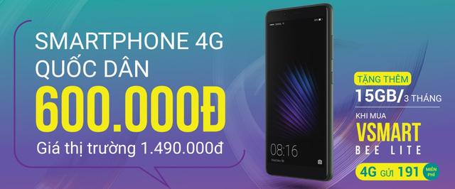 Đằng sau chiến lược bán như cho smartphone quốc dân 4G - Ảnh 1.