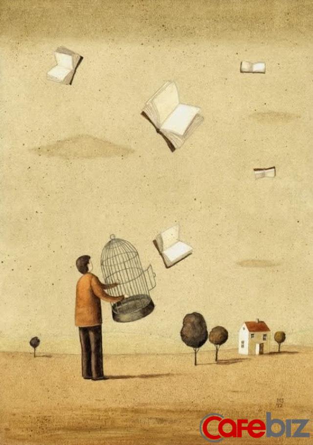 Mẫu số chung của những người làm việc gì cũng thấy khó khăn: Lười biếng, chậm chạp, không thích đọc sách  - Ảnh 2.