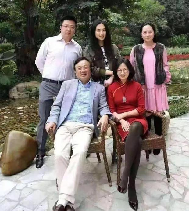 Những điều ít biết về Đại Công chúa Huawei: Tài giỏi, khí chất át vía cô em cùng cha khác mẹ kém 26 tuổi vừa gia nhập Cbiz - Ảnh 4.