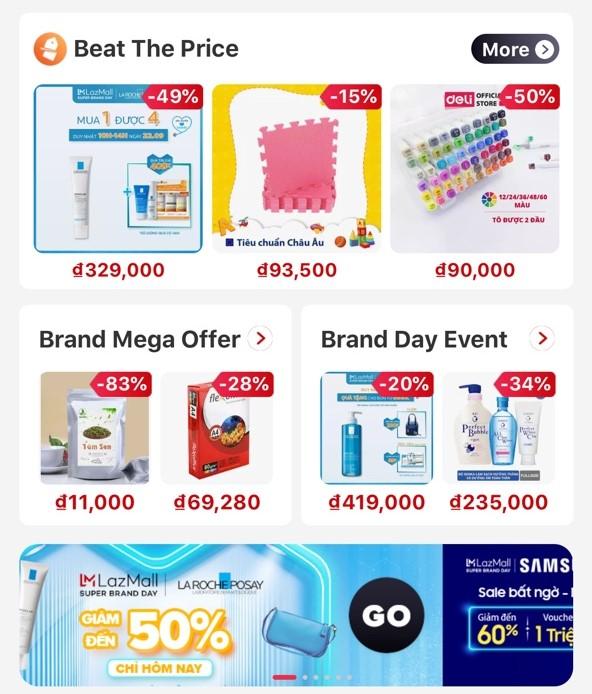 Các thương hiệu lớn dần chọn thương mại điện tử là kênh bán hàng chủ lực - Ảnh 1.