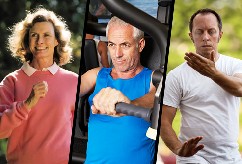 Người ở tuổi 50 rất nên tập 5 bài tập này: Rất cơ bản nhưng tăng sức khỏe xương, đẩy lùi lão hóa hiệu quả - Ảnh 2.