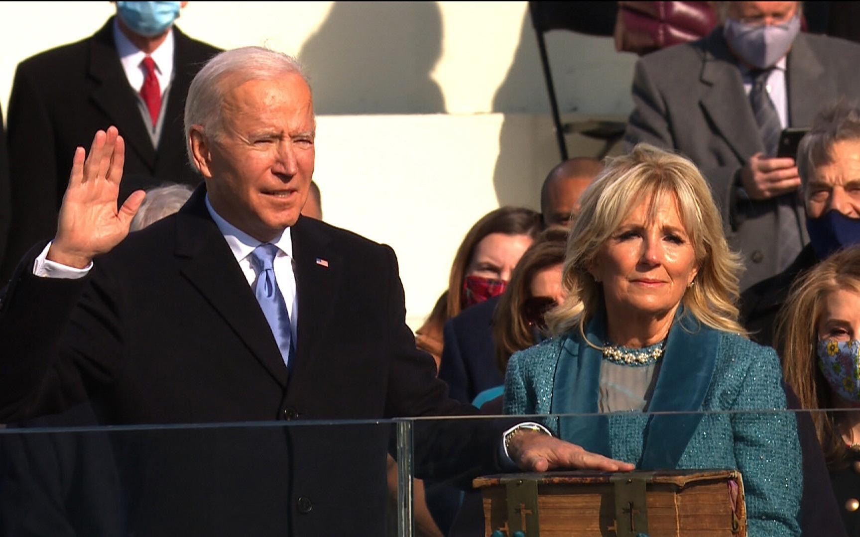 [Cập nhật]: Ông Joe Biden chính thức trở thành Tổng thống thứ 46 của nước Mỹ