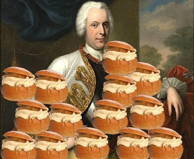 Có một loại bánh kem thơm ngon đến mức khiến vua Thuỵ Điển… qua đời vì ăn nó, người dân thì vẫn rất yêu thích sau đó - Ảnh 3.