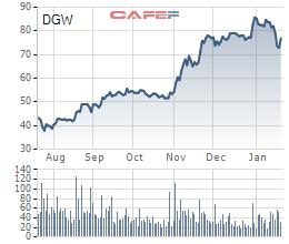 Thiết bị Apple, Xiaomi tiêu thụ mạnh mẽ, lợi nhuận quý 4 của Digiworld tăng trưởng 69% - Ảnh 2.