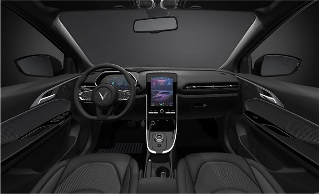 VinFast ra mắt 3 dòng ô tô điện tự lái: Tự tìm chỗ độ, một lần sạc có thể đi tới 500km, nhận đặt hàng từ 5/2021 - Ảnh 2.