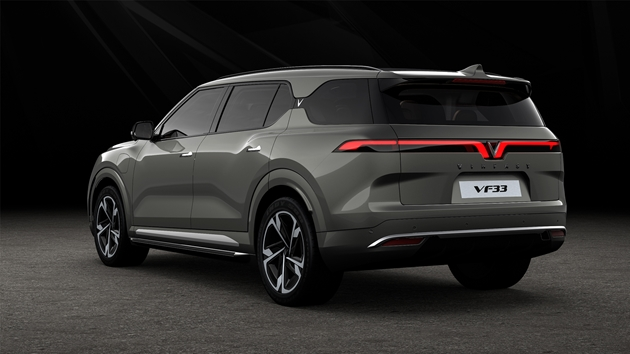 VinFast ra mắt 3 dòng ô tô điện tự lái: Tự tìm chỗ độ, một lần sạc có thể đi tới 500km, nhận đặt hàng từ 5/2021 - Ảnh 1.
