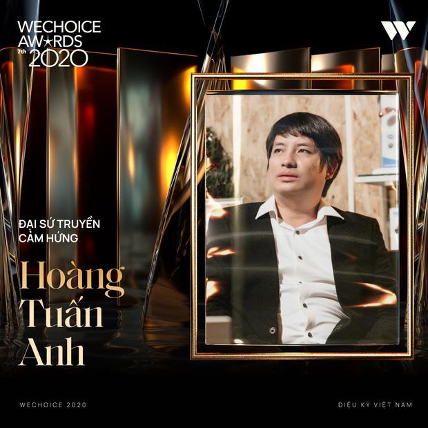 Tập thể bác sĩ tuyến đầu chống dịch tại Đà Nẵng, cha đẻ ATM gạo, SofM... trở thành Top 5 Đại sứ truyền cảm hứng WeChoice Awards 2020 - Ảnh 5.