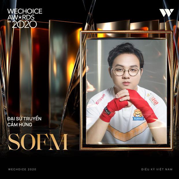 Tập thể bác sĩ tuyến đầu chống dịch tại Đà Nẵng, cha đẻ ATM gạo, SofM... trở thành Top 5 Đại sứ truyền cảm hứng WeChoice Awards 2020 - Ảnh 7.