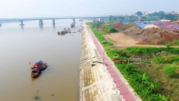 Hà Nội gấp rút quy hoạch 2 bờ sông Hồng - Ảnh 2.