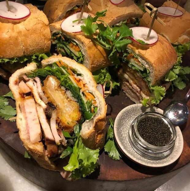 Những món ăn bán với mức giá hú hồn ngay tại Việt Nam: Phở chọc trời đã là gì so với hộp cơm văn phòng giá 29 triệu - Ảnh 4.