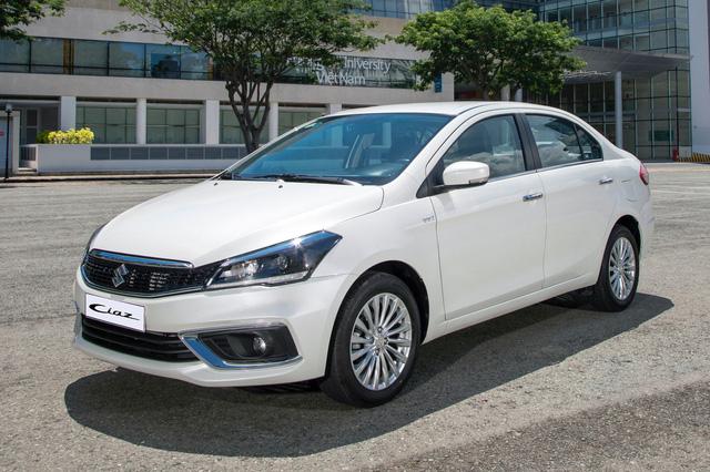 Loạt sedan hạng B giảm giá mạnh đón đầu Toyota Vios 2021 sắp ra mắt: Attrage và Ciaz bớt trước bạ, Accent hết kênh giá - Ảnh 1.