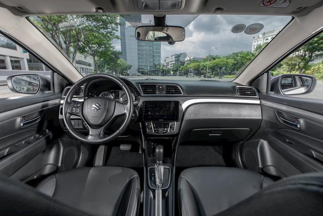 Loạt sedan hạng B giảm giá mạnh đón đầu Toyota Vios 2021 sắp ra mắt: Attrage và Ciaz bớt trước bạ, Accent hết kênh giá - Ảnh 2.
