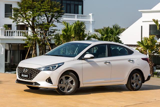 Loạt sedan hạng B giảm giá mạnh đón đầu Toyota Vios 2021 sắp ra mắt: Attrage và Ciaz bớt trước bạ, Accent hết kênh giá - Ảnh 5.