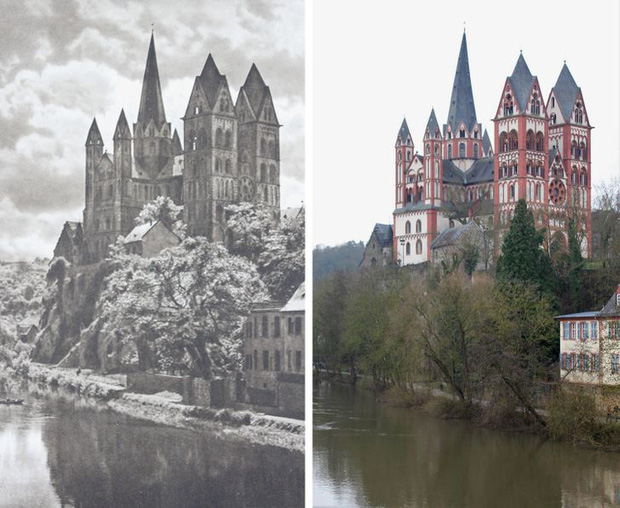 Nhiếp ảnh gia ngao du khắp châu Âu, tìm lại những địa điểm trong loạt ảnh cũ từ 100 năm trước khiến ai cũng ngỡ ngàng vì sự đổi thay kì diệu - Ảnh 7.