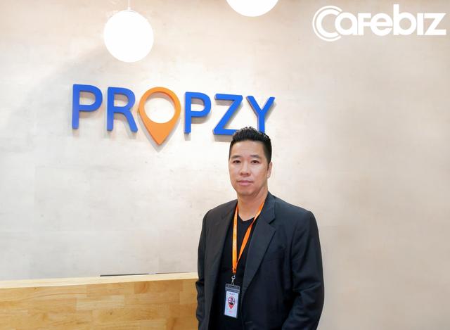 John Lê - founder Propzy: Việt kiều Mỹ về Việt Nam startup môi giới nhà đất 5 sao ở thị trường thứ cấp, tham vọng phục vụ người Việt từ khi ra ở riêng tới hết cuộc đời  - Ảnh 4.