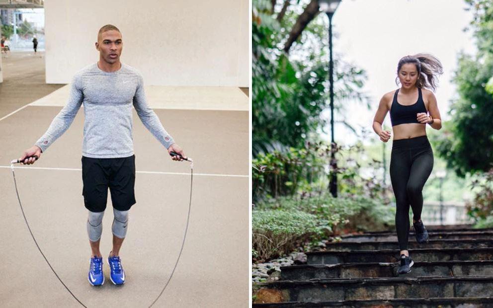 Nhảy dây và chạy bộ – cách tập luyện nào tốt hơn cho sức khỏe: Khi lựa chọn, bạn cần đặc biệt lưu ý điều này