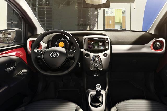 Toyota Aygo 2021 chào hàng khách Việt: Nhỏ hơn cả Wigo, giá gần 800 triệu đồng như Corolla Cross - Ảnh 5.