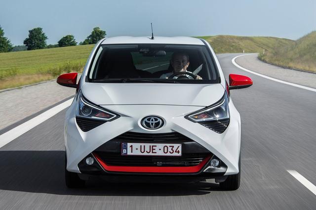 Toyota Aygo 2021 chào hàng khách Việt: Nhỏ hơn cả Wigo, giá gần 800 triệu đồng như Corolla Cross - Ảnh 6.