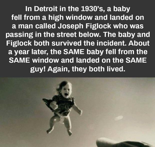 Chuyện trùng hợp khó tin về người đàn ông cứu mạng một đứa trẻ 2 lần rơi khỏi cửa sổ căn hộ trên cao vẫn bình an vô sự - Ảnh 1.