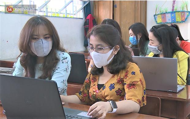 Trường phổ thông đầu tiên tại Hà Nội triển khai học online từ nay đến khi nghỉ Tết - Ảnh 1.