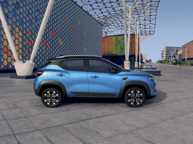Ra mắt Renault Kiger - SUV nhỏ, giá quy đổi khoảng 200 triệu đồng đấu Kia Seltos - Ảnh 4.