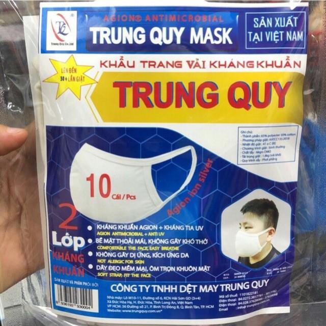 Mách người dân 6 loại khẩu trang vải kháng khuẩn tốt trên thị trường giúp giảm nguy cơ lây nhiễm bệnh qua đường hô hấp - Ảnh 9.
